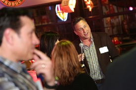 Oyster Bay Chamber of Commerce Event 2-25-15