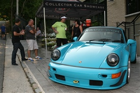 Cars & Coffee, September 21, 2016