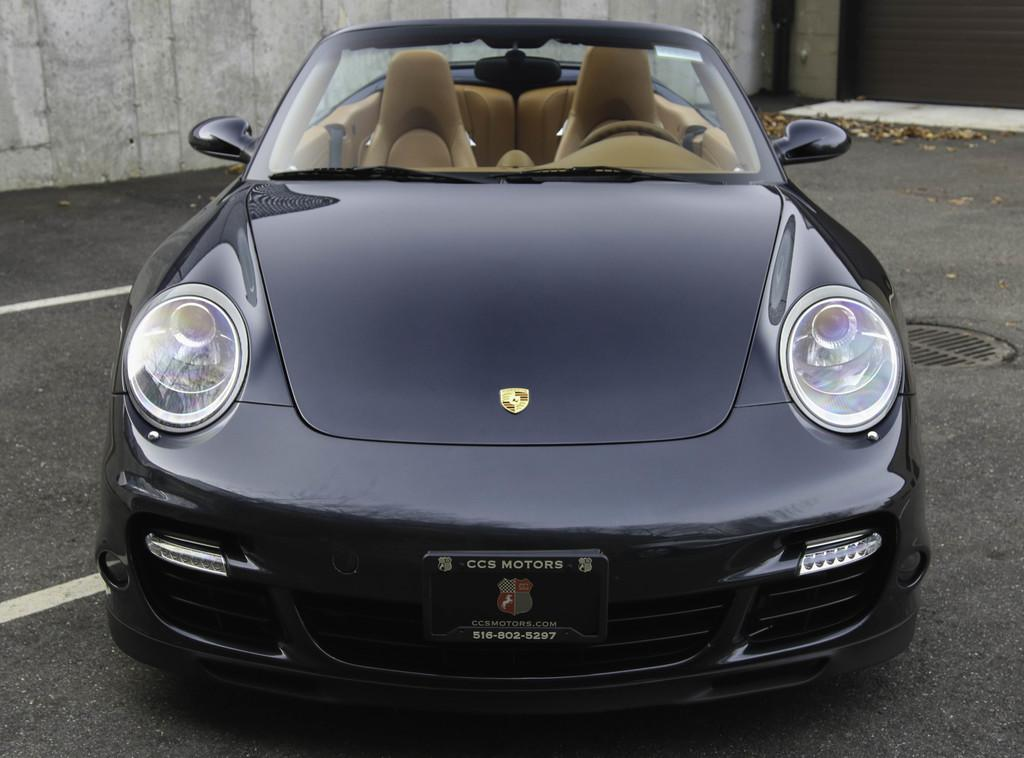 2008 Porsche 911 Turbo Cabriolet Stock 1135 For Sale Near Oyster