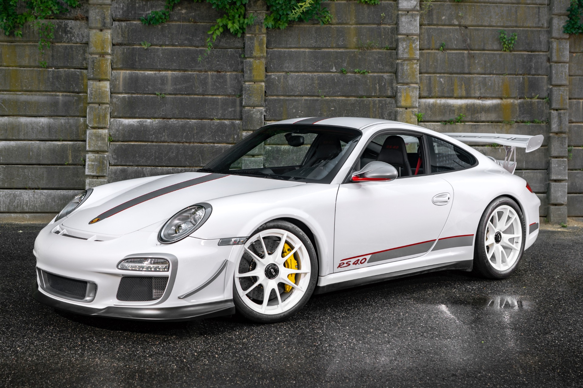 Used 2011 PORSCHE 997 GT3 RS 4.0 GT3 RS | Oyster Bay, NY