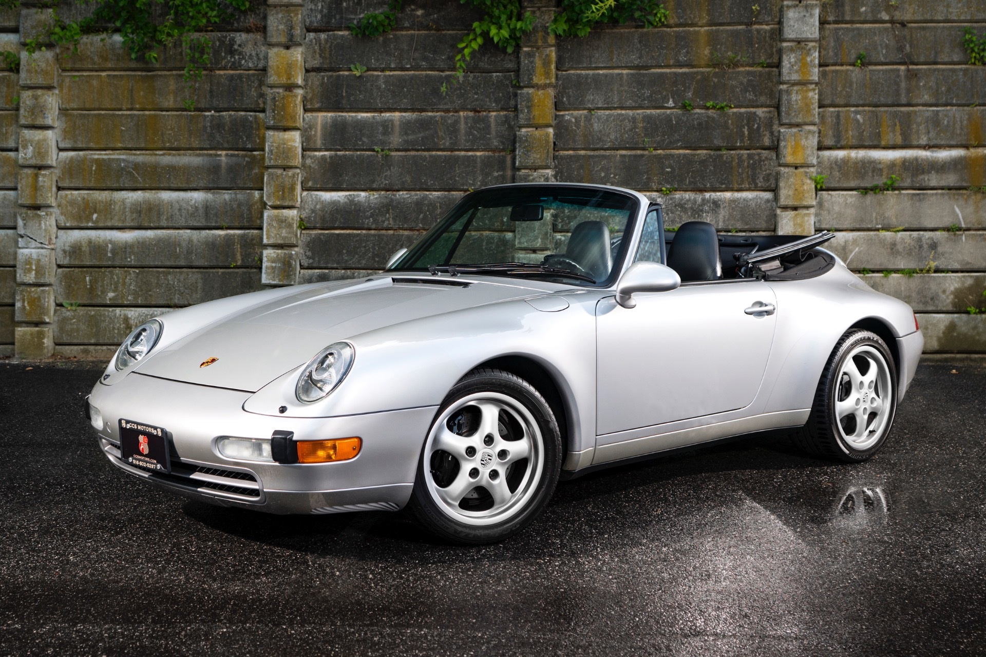 Used 1998 PORSCHE 993 CABRIOLET  | Oyster Bay, NY