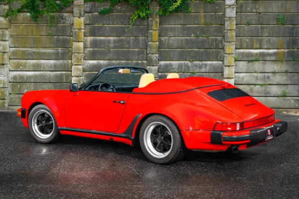 Used-1989-PORSCHE-911-CARRERA-SPEEDSTER