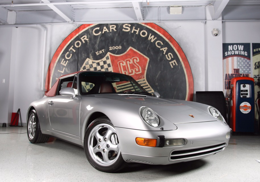 Used 1997 Porsche 911 Carrera 4 Cabriolet | Oyster Bay, NY