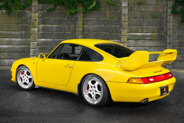 Used-1995-PORSCHE-993-RS