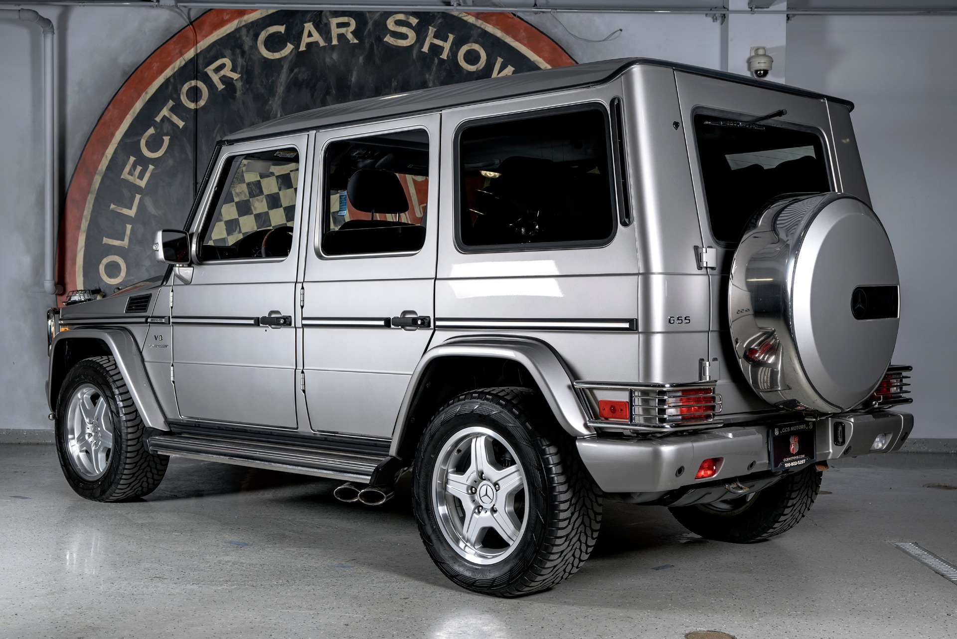 2006 Mercedes Benz G55 AMG Stock 1303 for sale near Oyster Bay NY