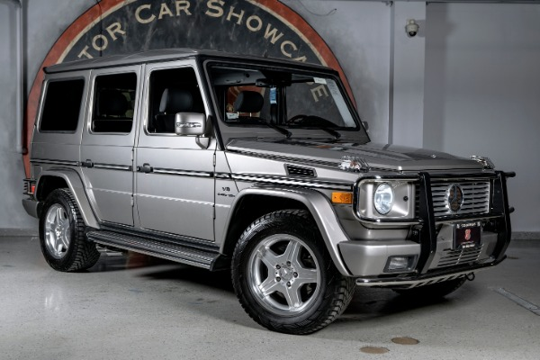 Used-2006-Mercedes-Benz-G55-AMG