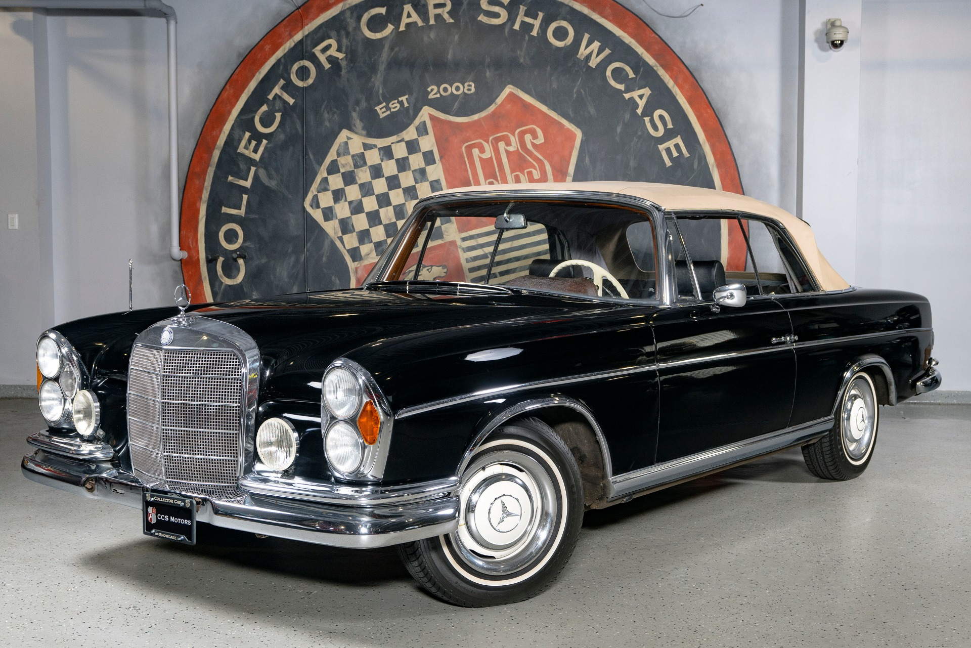 Used 1966 Mercedes-Benz 250SE CONVERTIBLE | Oyster Bay, NY