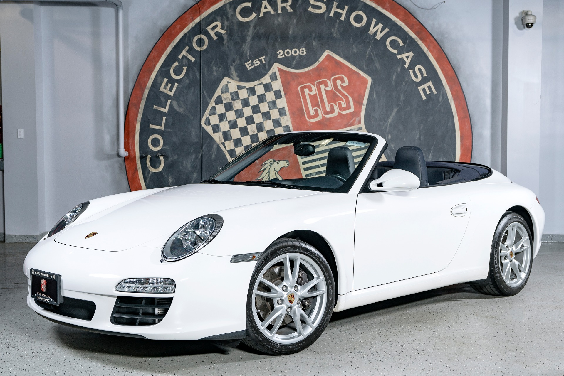 Used 2009 PORSCHE 911 Carrera Cabriolet | Oyster Bay, NY