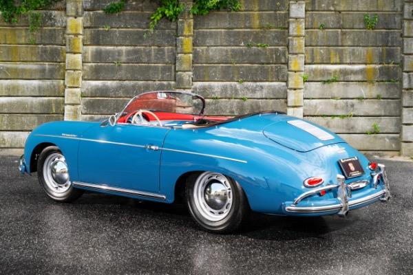 Used-1958-PORSCHE-356-SPEEDSTER