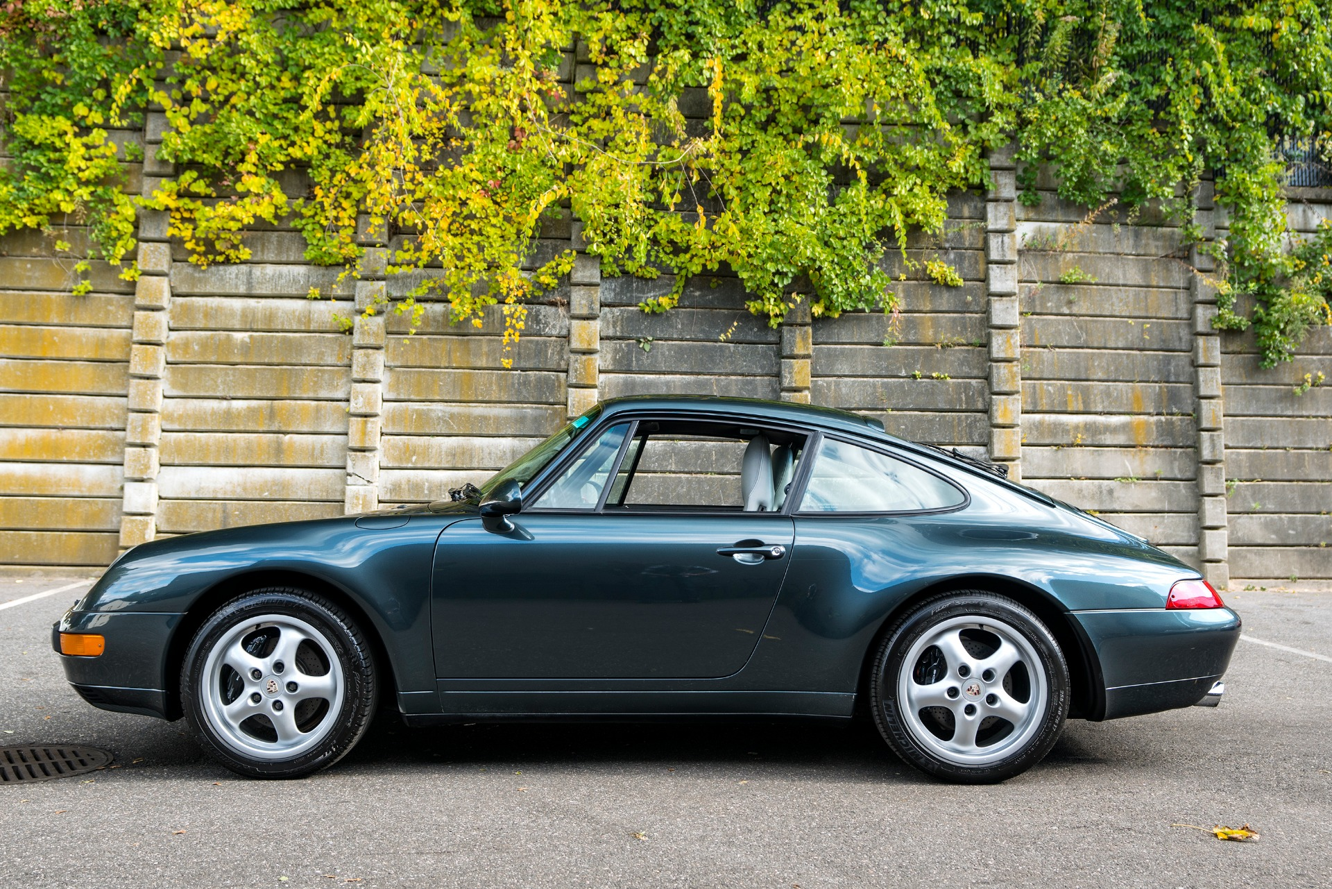 1996 Porsche 911 Carrera 6 Speed Stock 1370 For Sale
