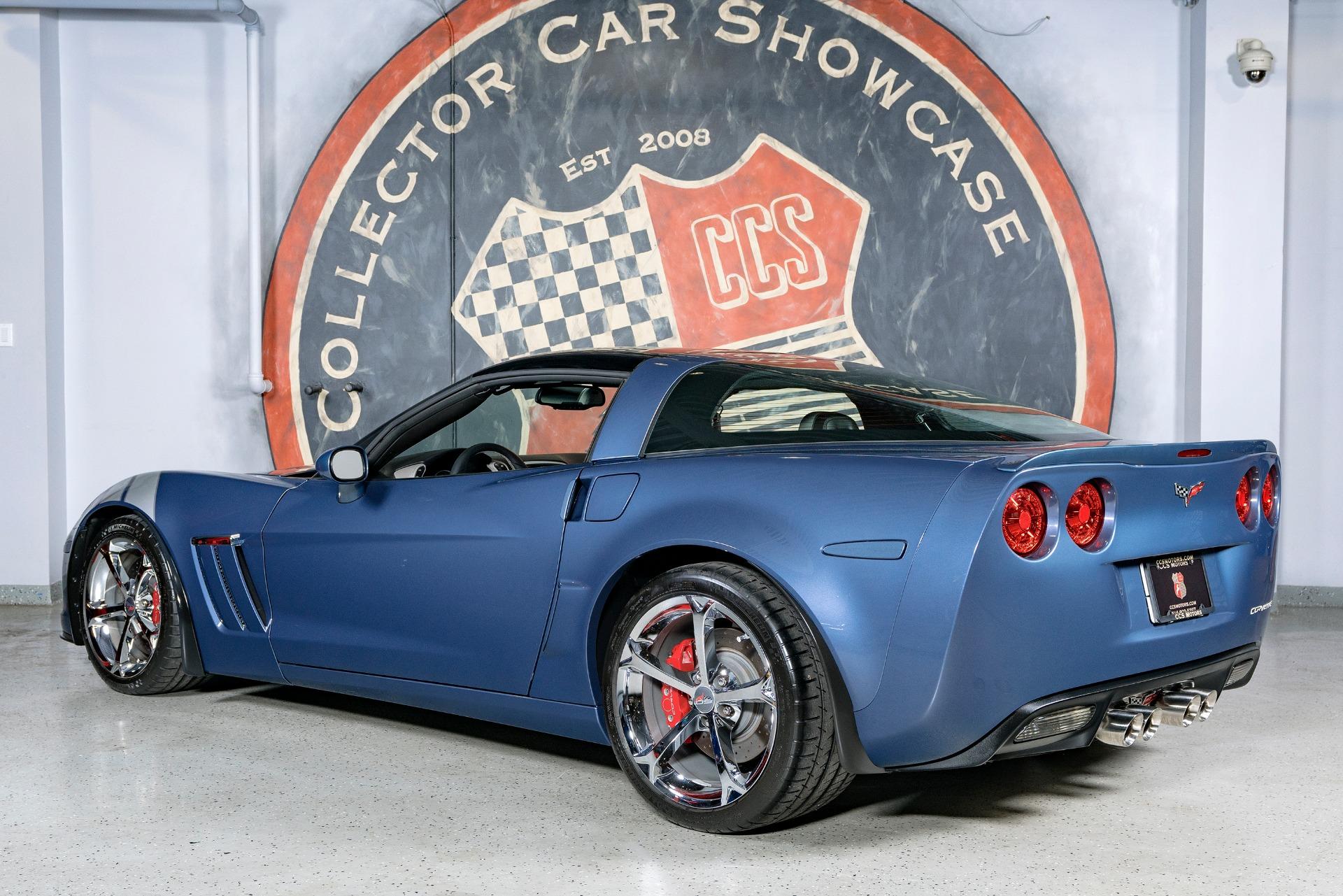 2013 Chevrolet Corvette Z16 Grand Sport Stock 1371 For