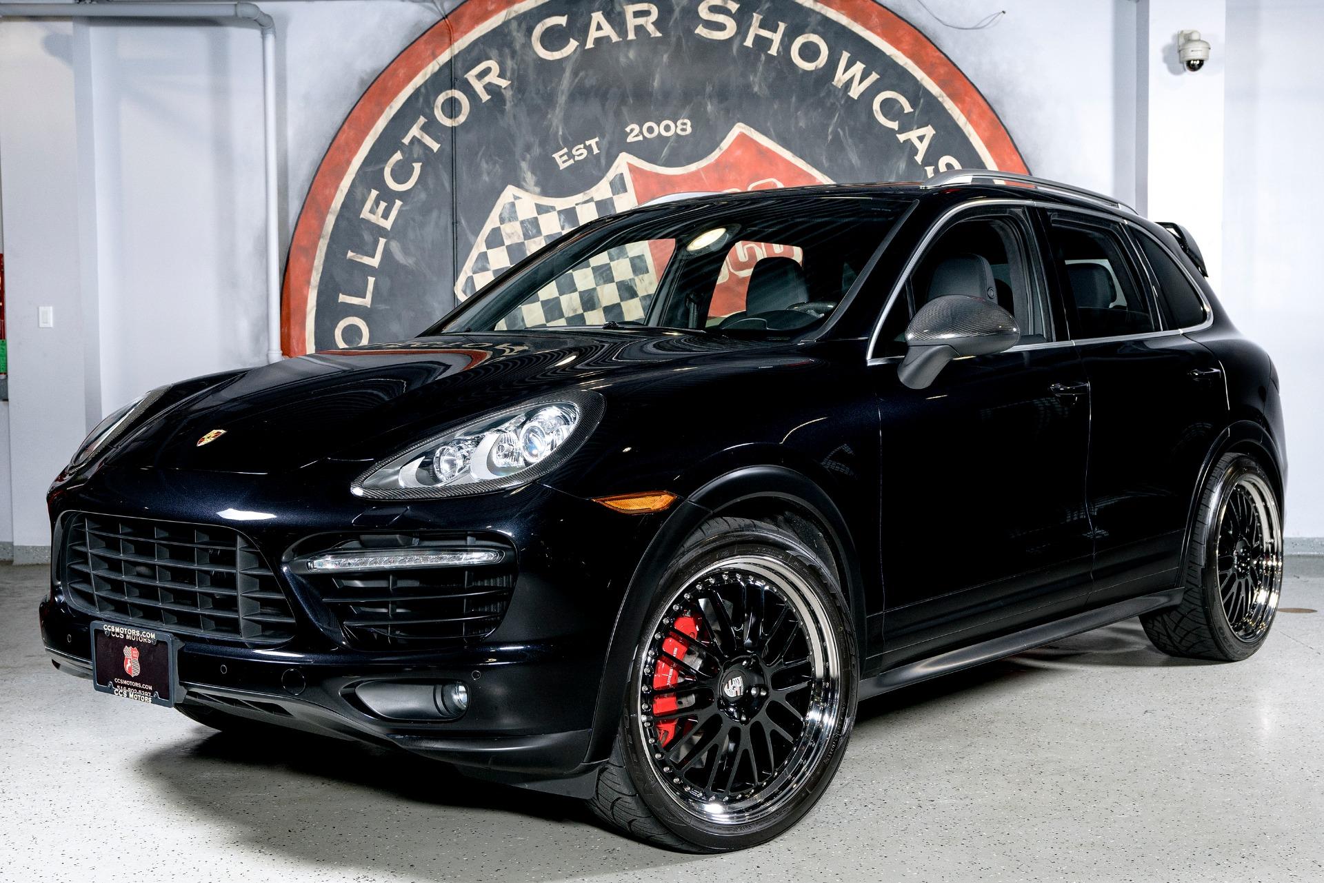 2012 Porsche Cayenne Turbo Suv Stock 1392 For Sale Near Oyster Bay Ny Ny Porsche Dealer