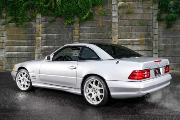 Used-2002-Mercedes-Benz-SL-600-Silver-Arrow---Brabus-SL-600