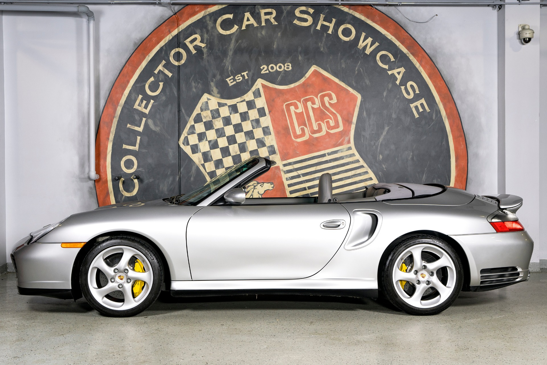 2005 Porsche 911 Turbo S Cabriolet Stock 1406 For Sale