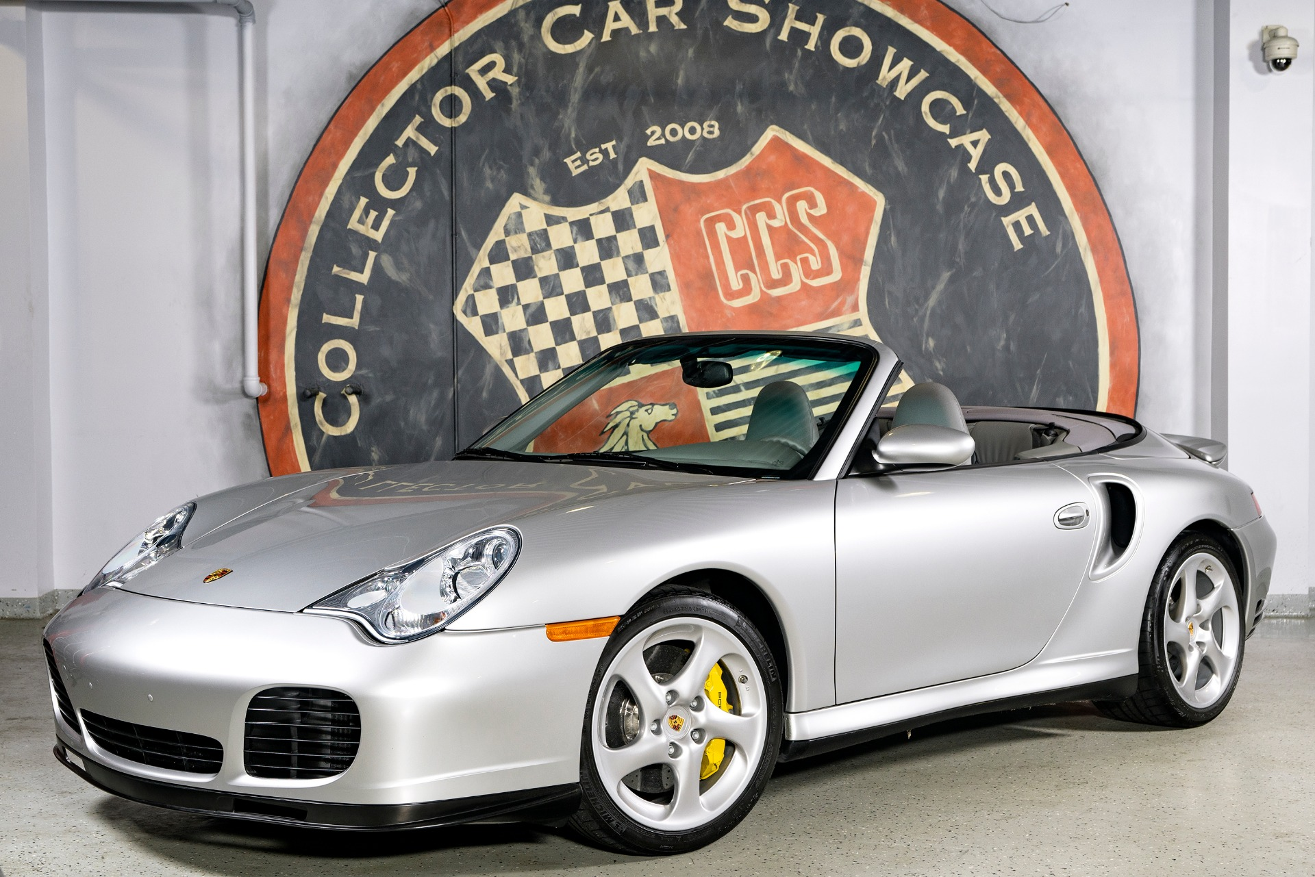 Used 2005 PORSCHE 911 Turbo S Cabriolet | Oyster Bay, NY