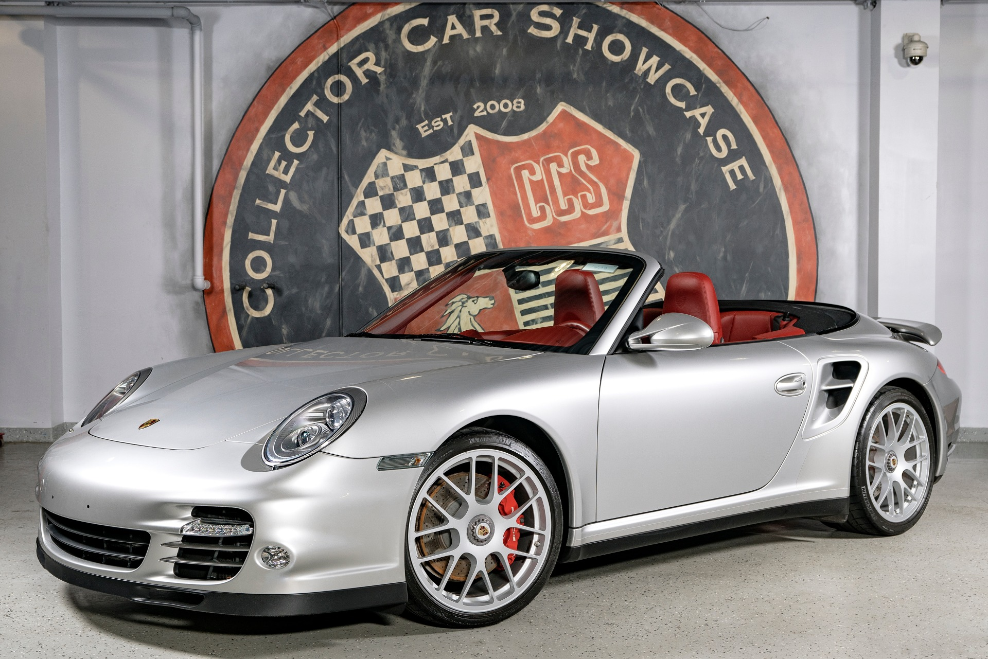 Used 2010 PORSCHE 911 Turbo 6-Speed Cabriolet | Oyster Bay, NY