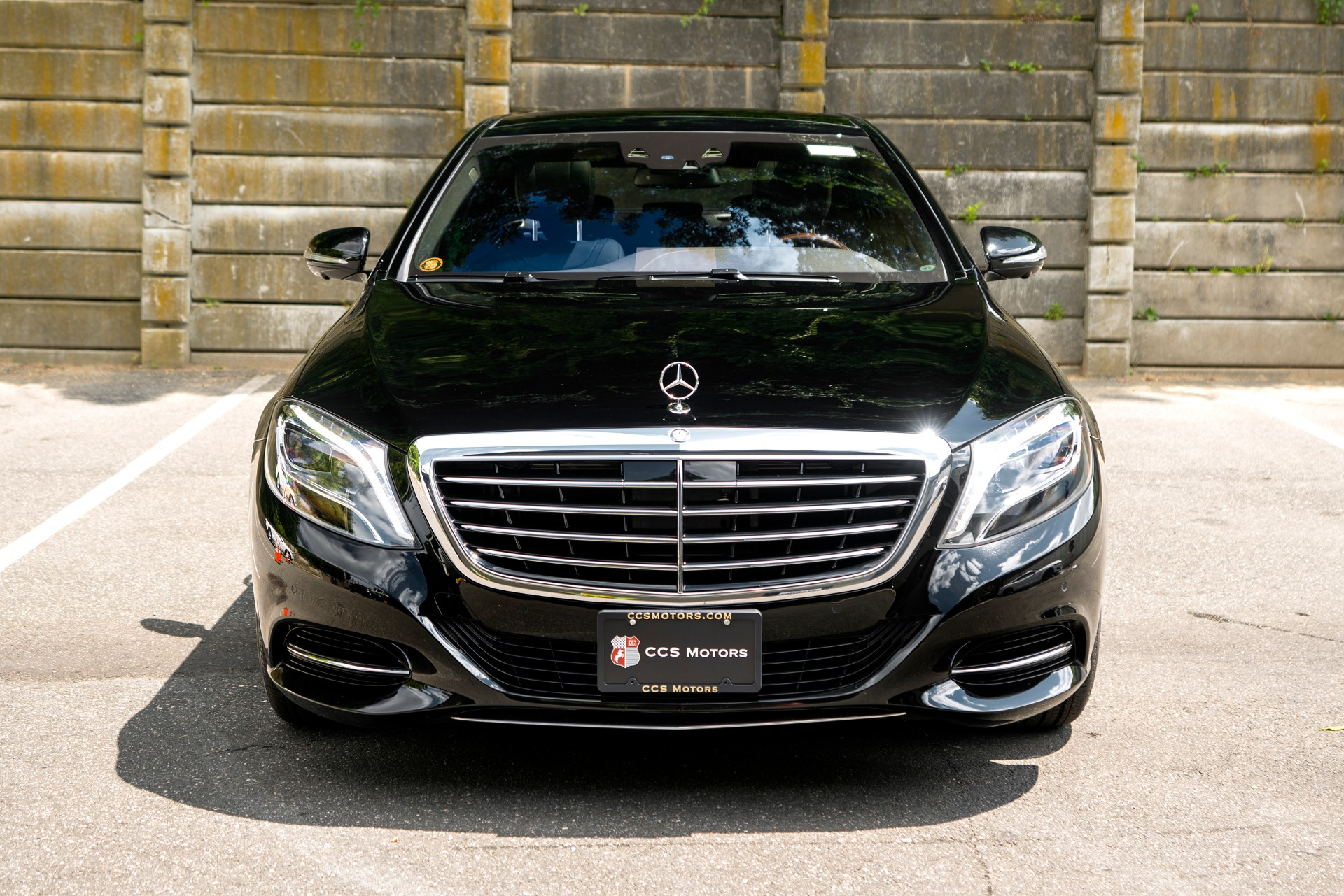 Used 2016 Mercedes Benz S Cl S550 4matic