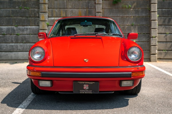 Used-1986-PORSCHE-911-Carrera