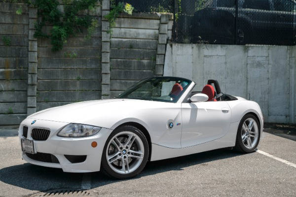 Used-2008-BMW-Z4M-Roadster