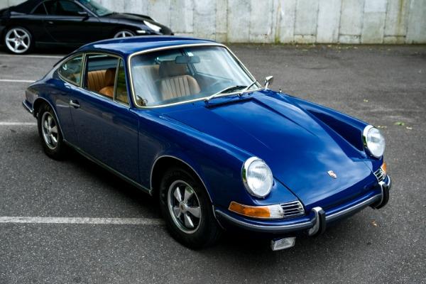 Used-1972-Porsche-911-T