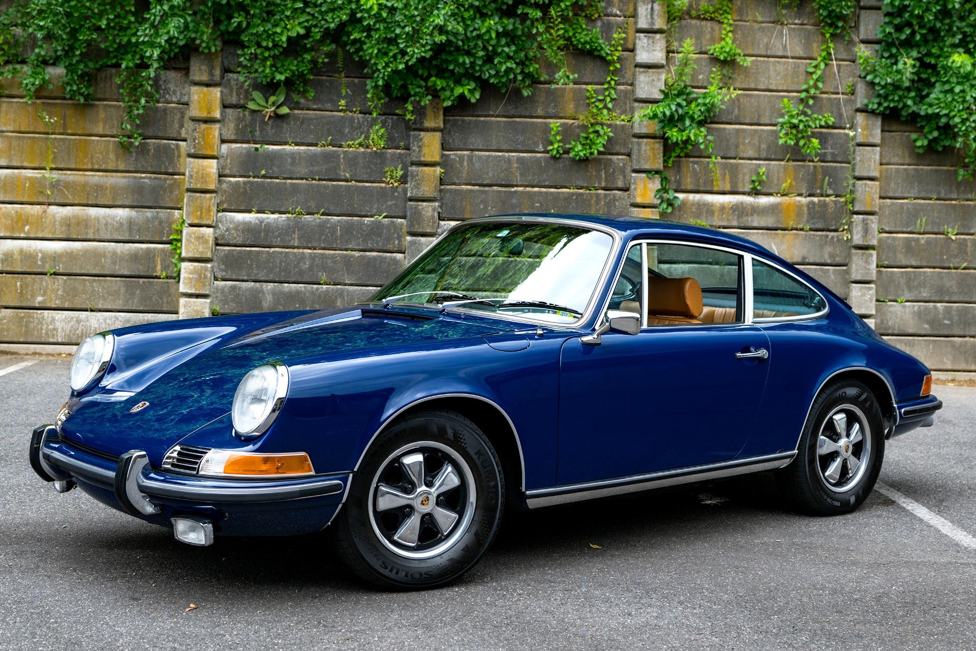 Used 1972 Porsche 911 T MFI | Oyster Bay, NY