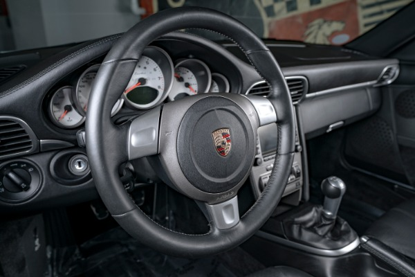 Used-2007-PORSCHE-911-Turbo-Turbo