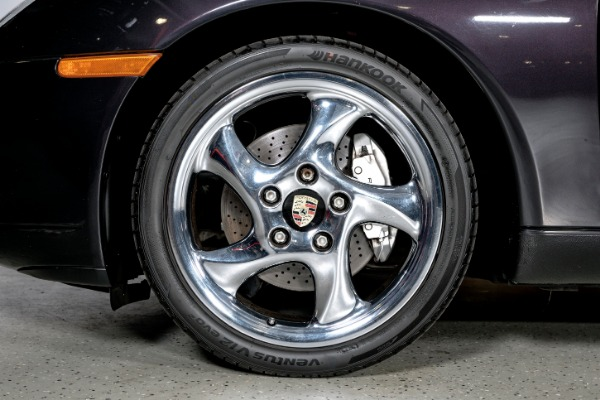 Used-2000-PORSCHE-911-CARRERA-4-MILLENNIUM-EDITION