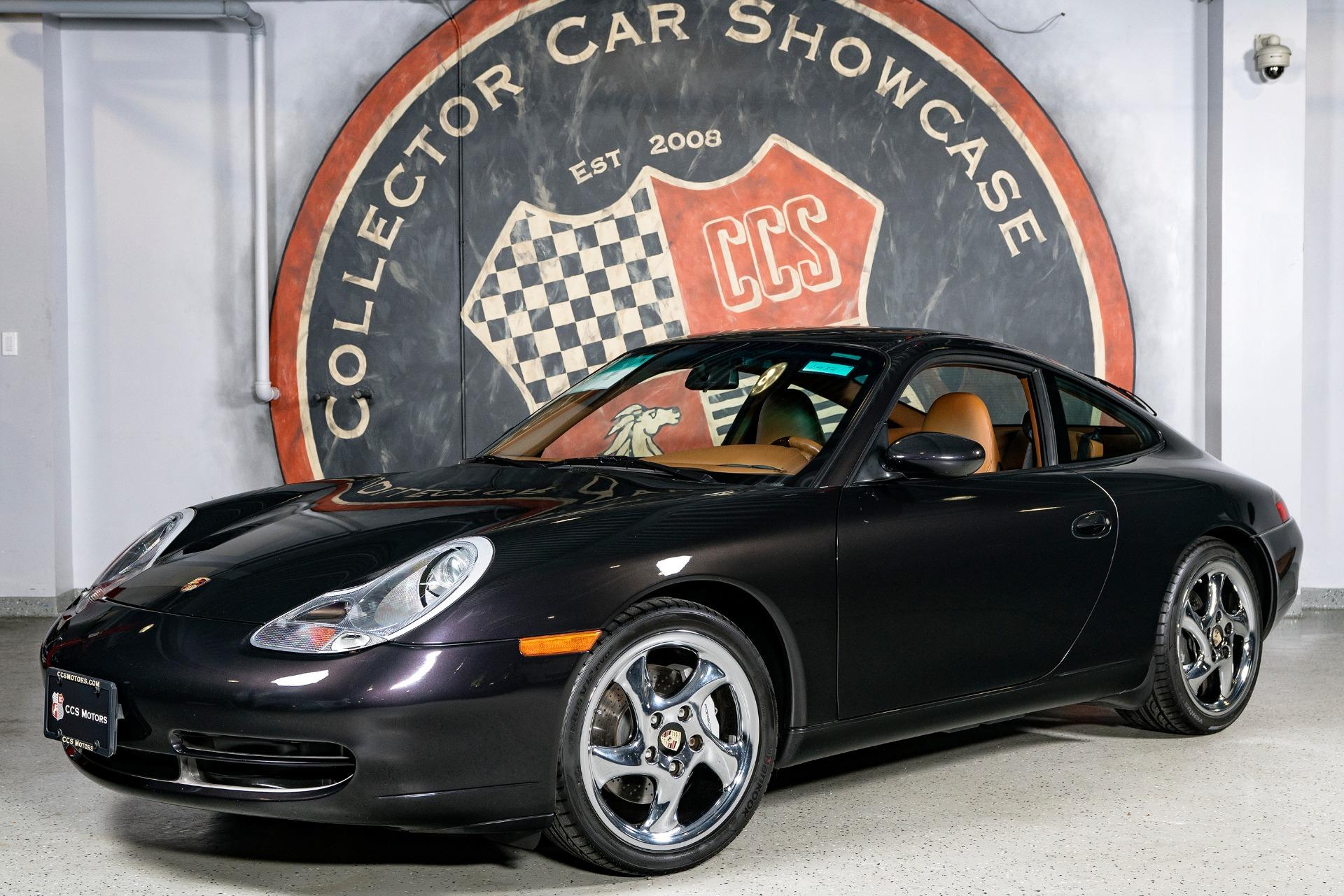 Used 2000 PORSCHE 911 CARRERA 4 MILLENNIUM EDITION | Oyster Bay, NY