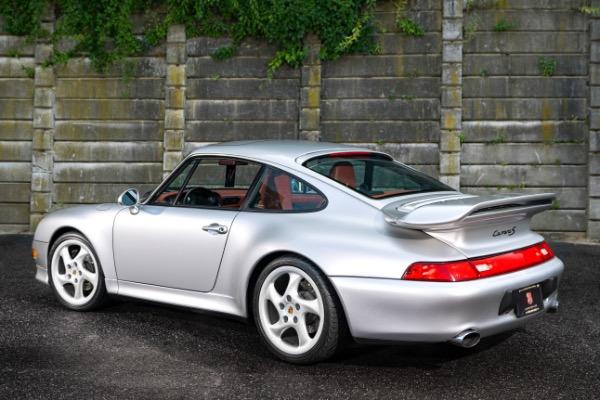 Used-1998-Porsche-993-Carrera-S