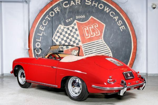 Used-1960-Porsche-356-1600-Super-Roadster