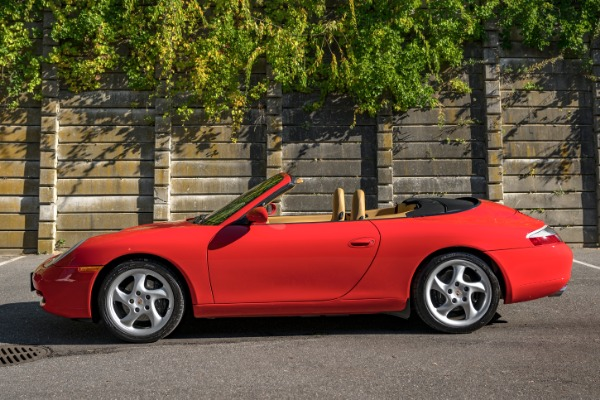 Used-2000-PORSCHE-911-Carrera-Cabriolet