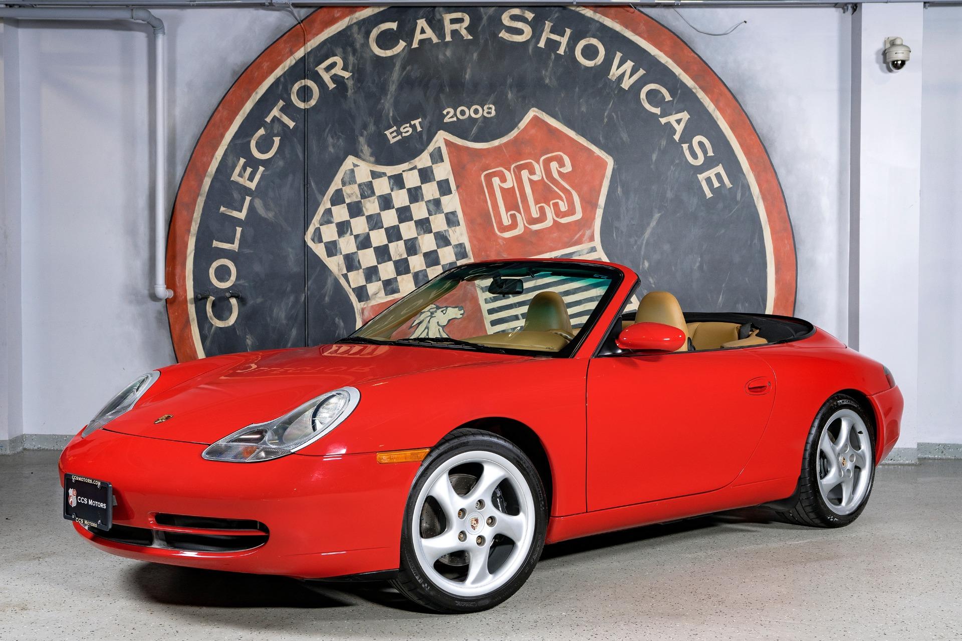 Used 2000 PORSCHE 911 Carrera Cabriolet | Oyster Bay, NY