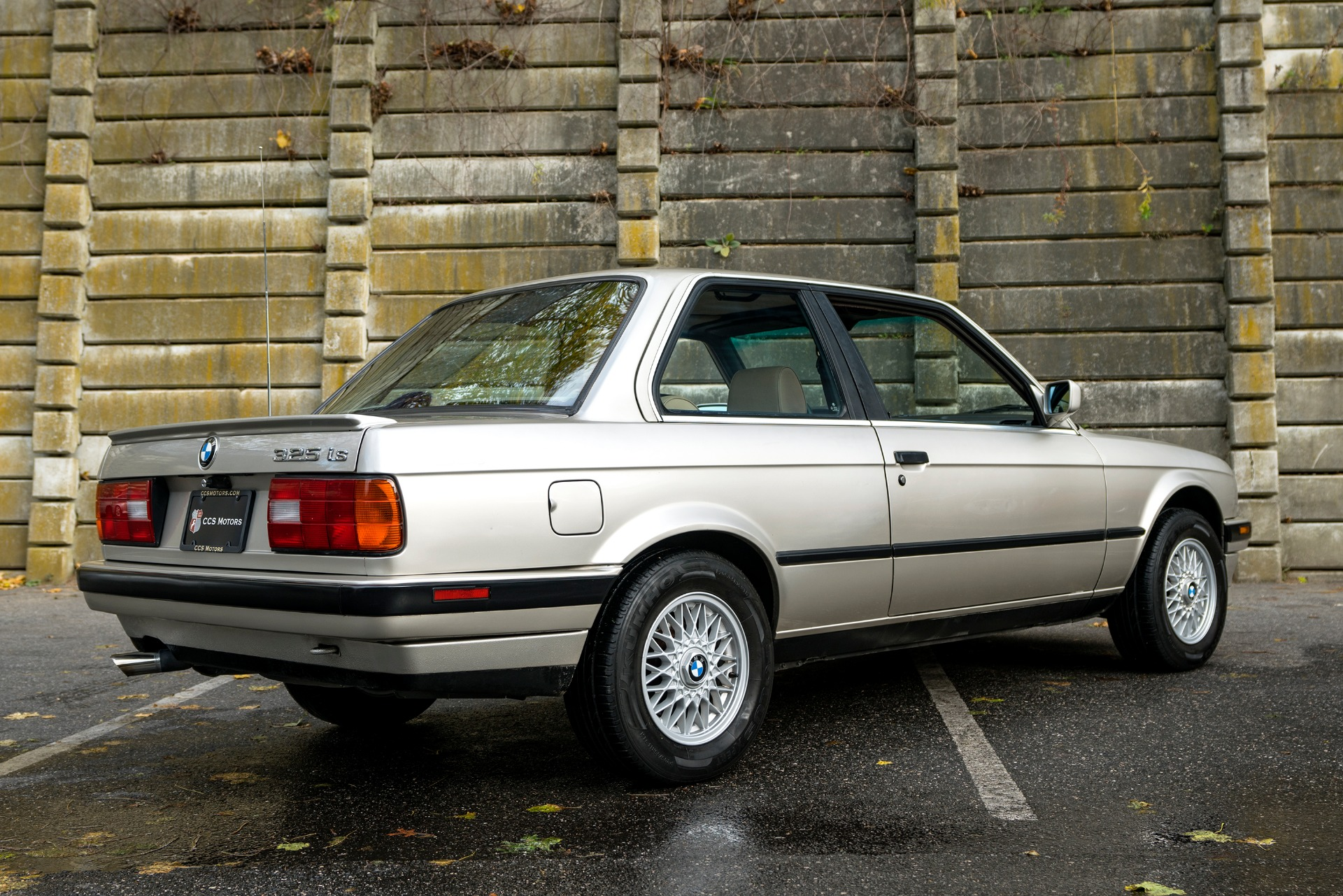 1990 Bmw 3 Series 325is Stock 1458 For Sale Near Oyster Bay Ny Ny Bmw Dealer