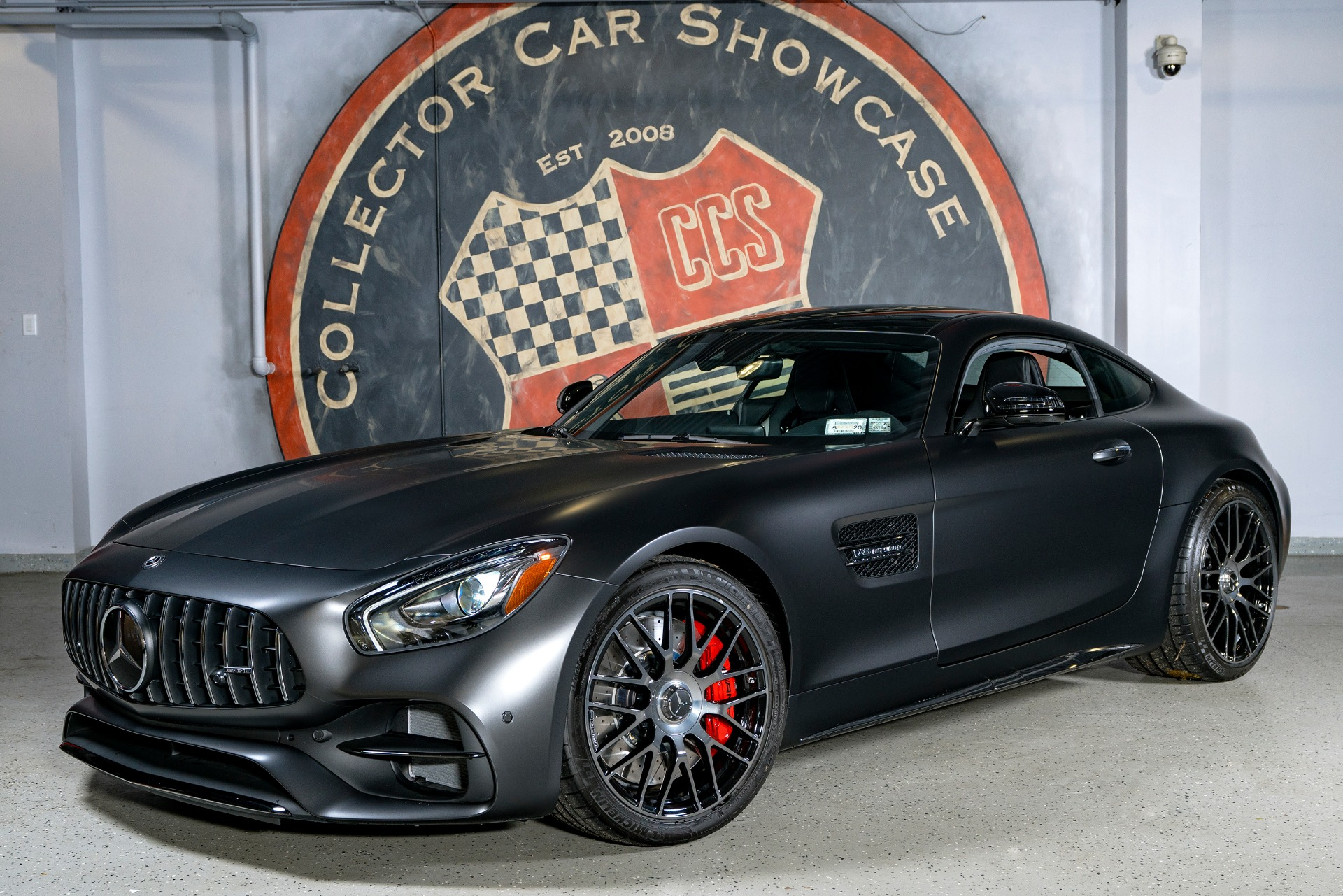 Used 2018 Mercedes-Benz AMG GT C | Oyster Bay, NY