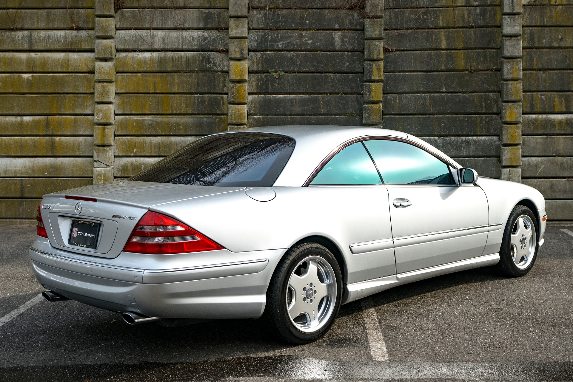 2002 mercedes benz cl55 amg stock 1471 for sale near oyster bay ny ny mercedes benz dealer. Black Bedroom Furniture Sets. Home Design Ideas