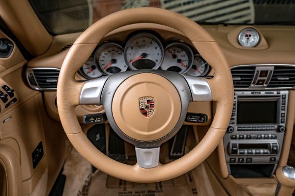 Used-2008-Porsche-911-Carrera-S