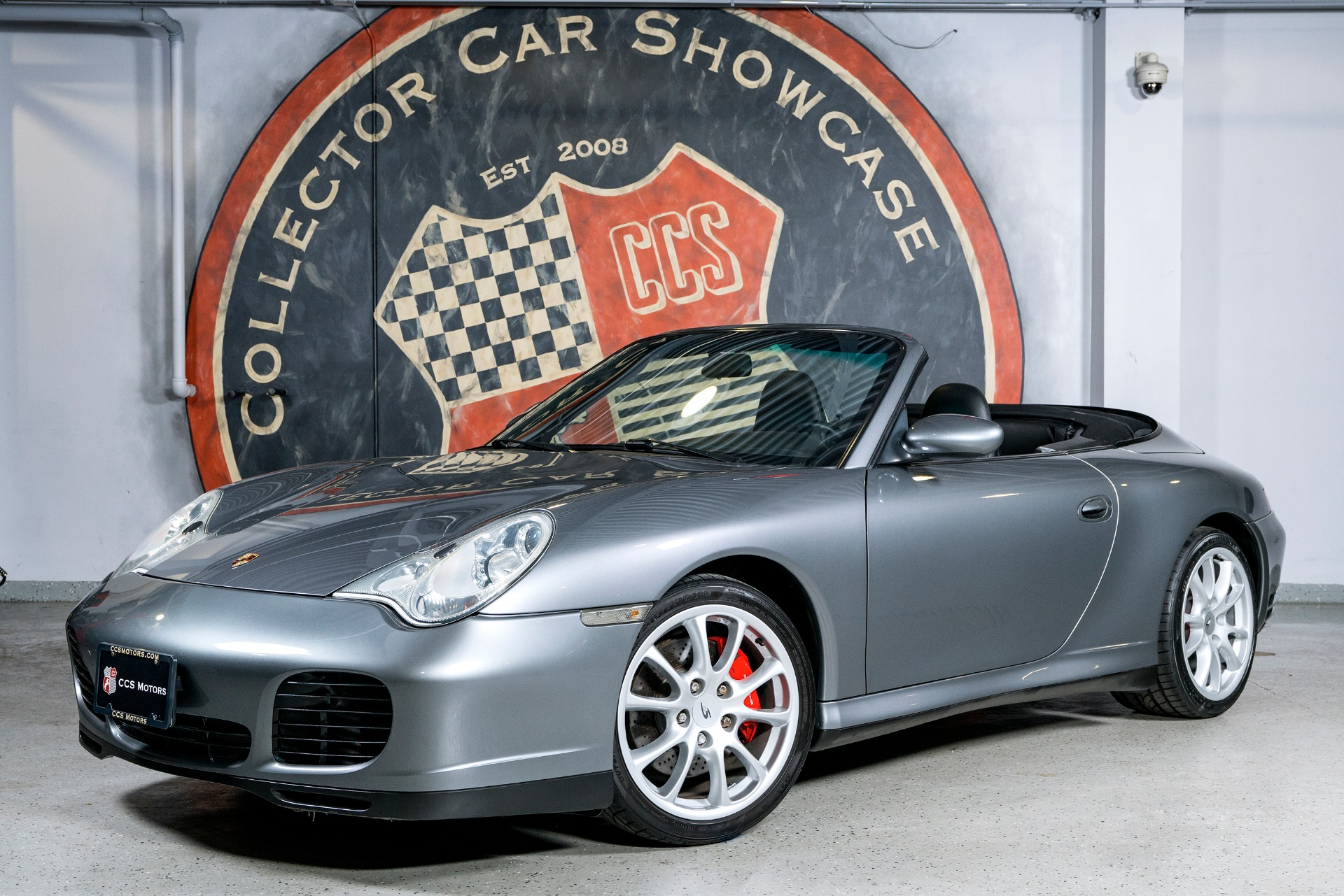 Used 2004 PORSCHE 911 Carrera 4S Cabriolet | Oyster Bay, NY