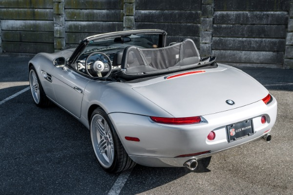 Used-2001-BMW-Z8-CONVERTIBLE