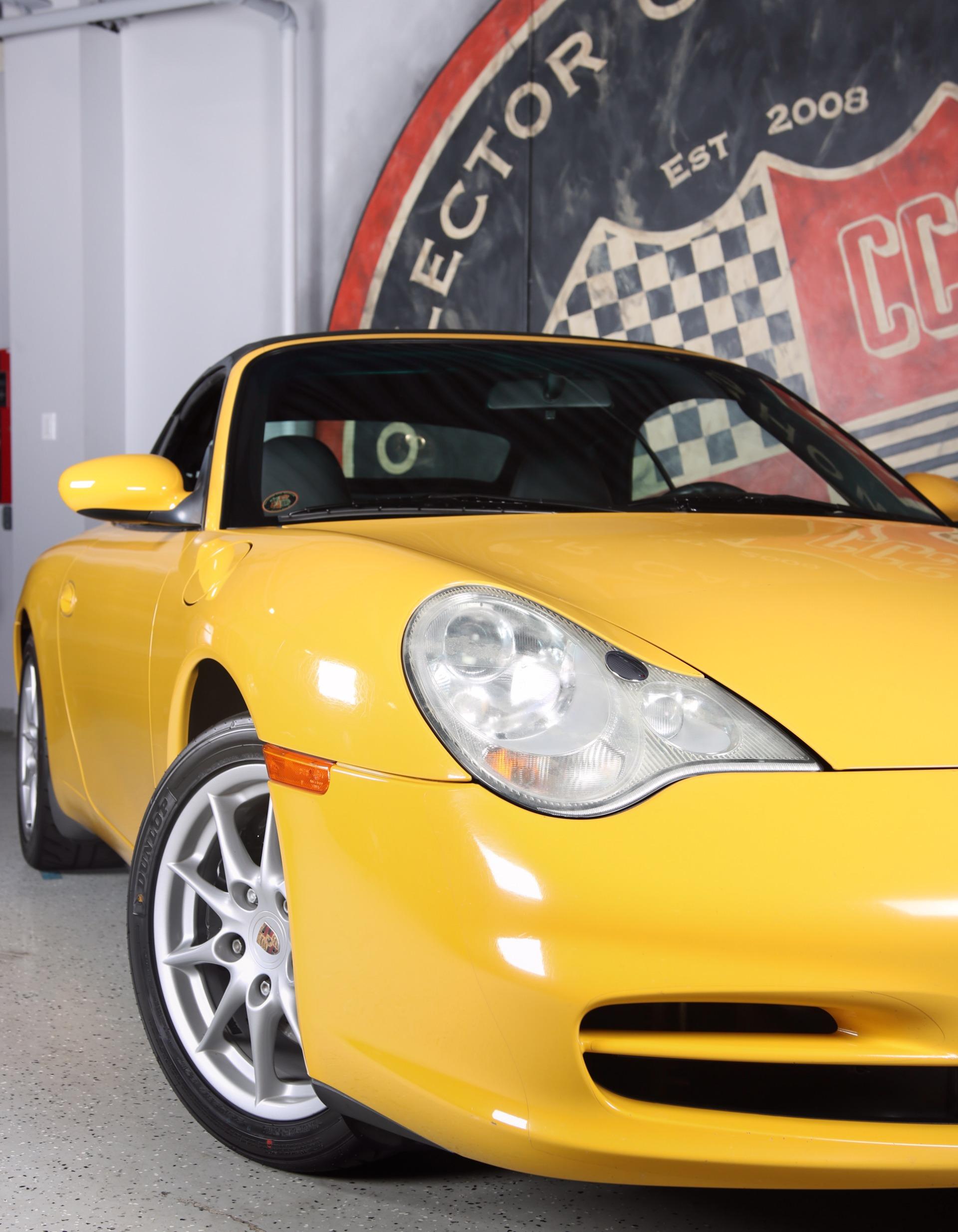 2003 Porsche 911 Carrera Cabriolet C2 Stock 1208 For Sale