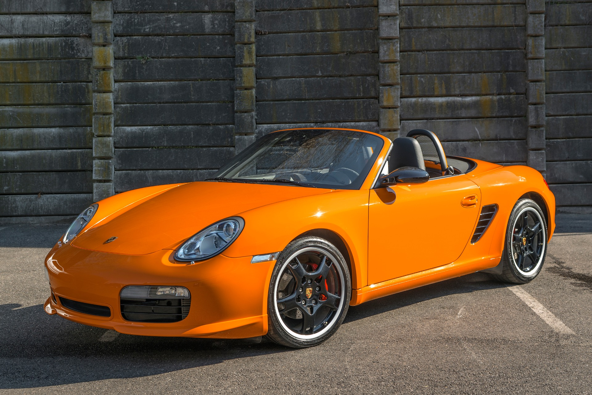 2008 Porsche Boxster S Limited Edition S Stock 1487 For