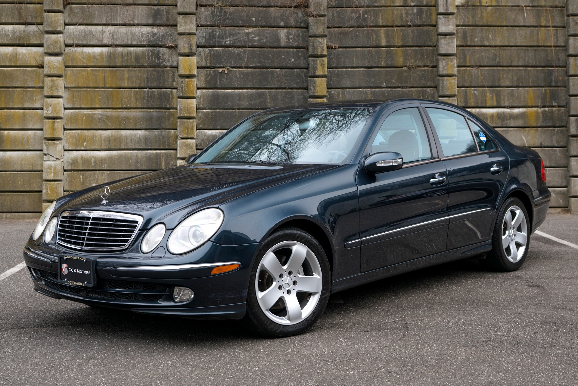 Used 2004 Mercedes-Benz E-CLASS E 500 | Oyster Bay, NY
