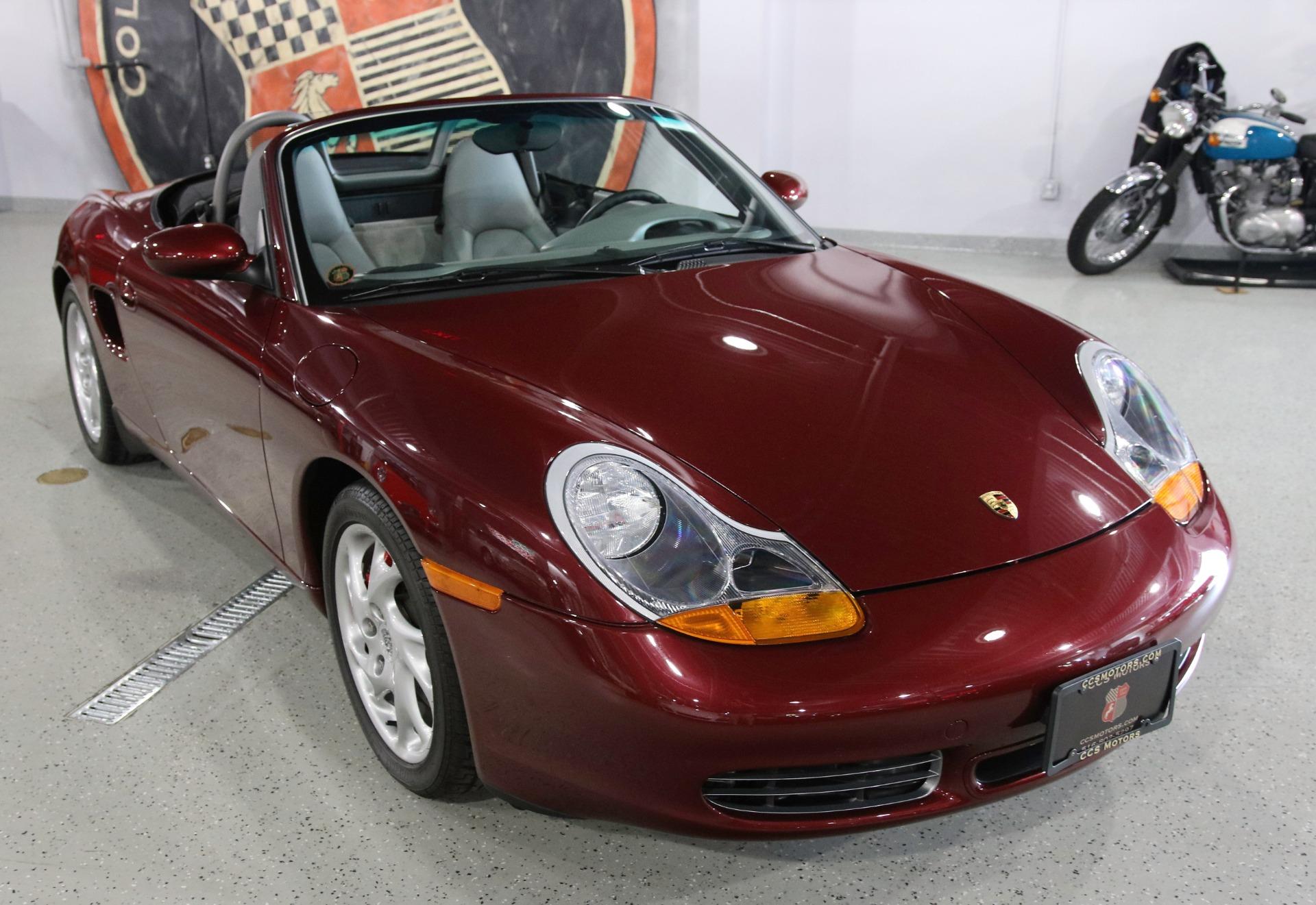 2000 Porsche Boxster S Roadster Stock 1210 For Sale Near