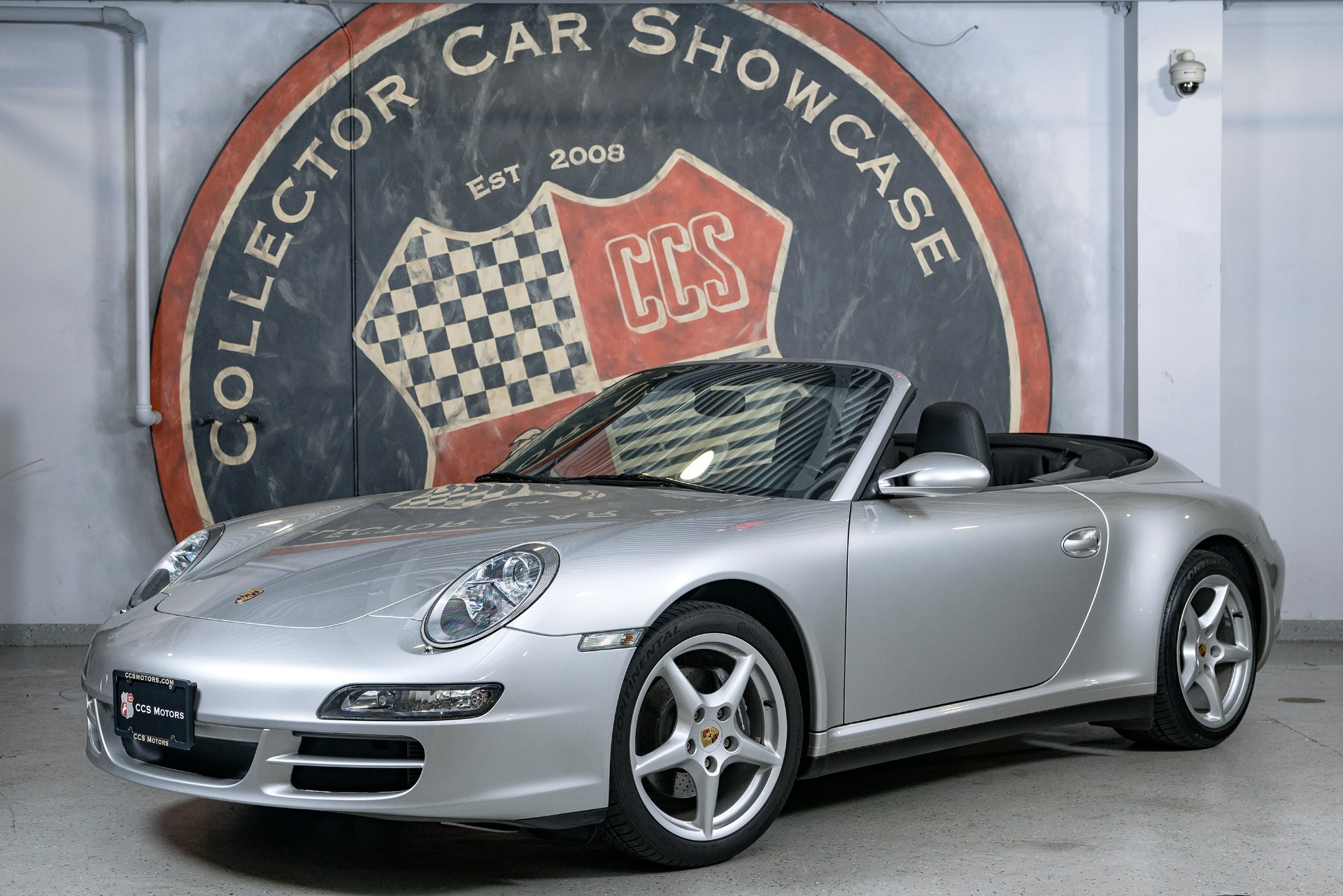 Used 2006 PORSCHE 911 Carrera 4 Cabriolet | Oyster Bay, NY