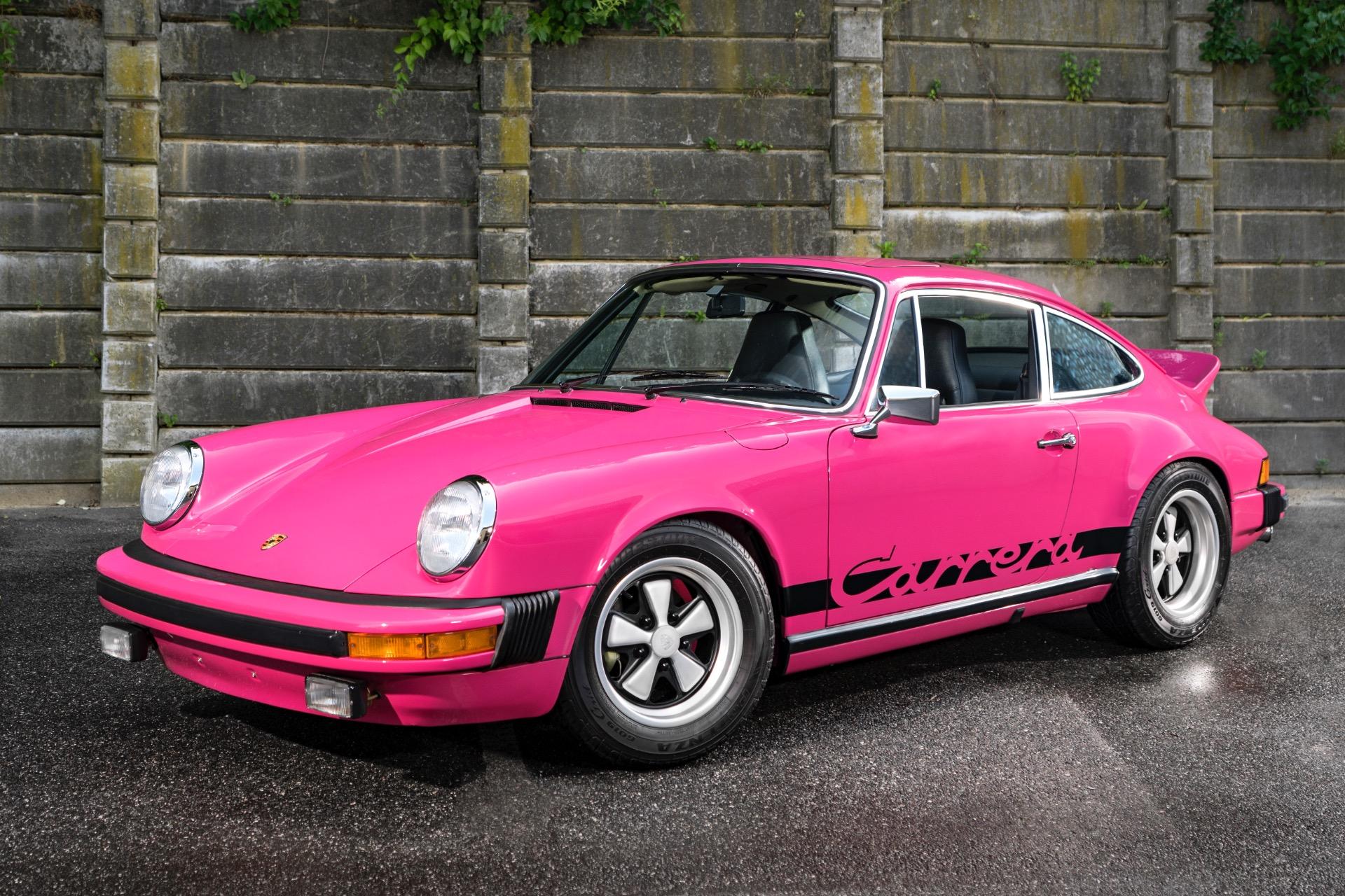 Used 1974 Porsche 911 Euro Carrera  | Oyster Bay, NY