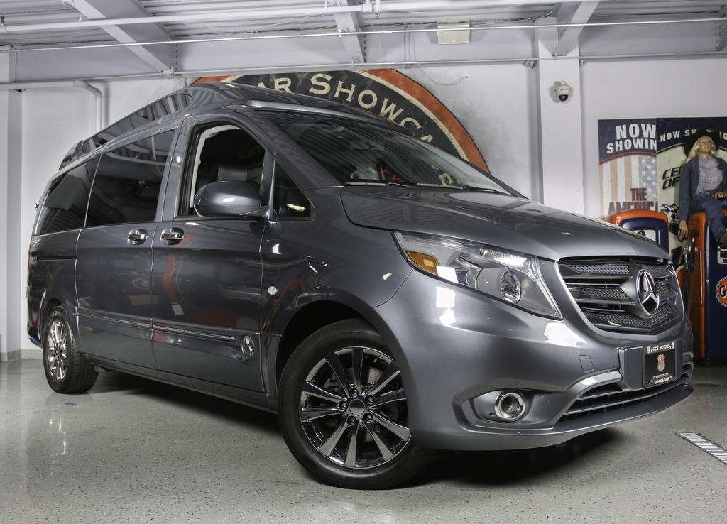 2016 mercedes benz metris explorer passenger van stock 1212 for sale near oyster bay ny ny. Black Bedroom Furniture Sets. Home Design Ideas
