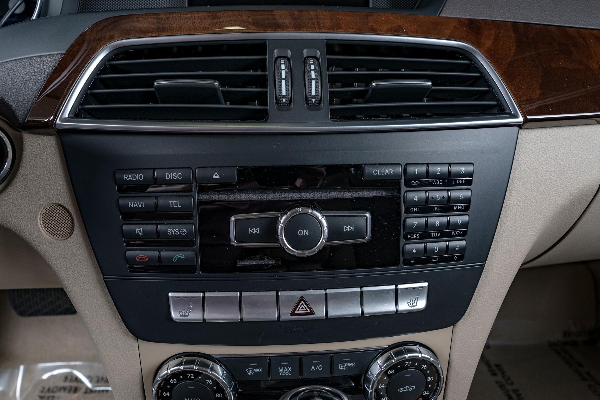 2012 Mercedes-Benz C-CLASS C 300 Luxury 4MATIC Stock ...