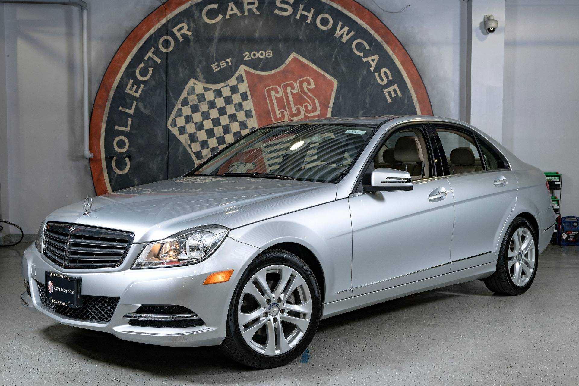 Used 2012 Mercedes-Benz C-CLASS C 300 Luxury 4MATIC | Oyster Bay, NY