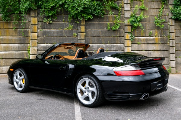 Used-2004-PORSCHE-911-Turbo-Cabriolet