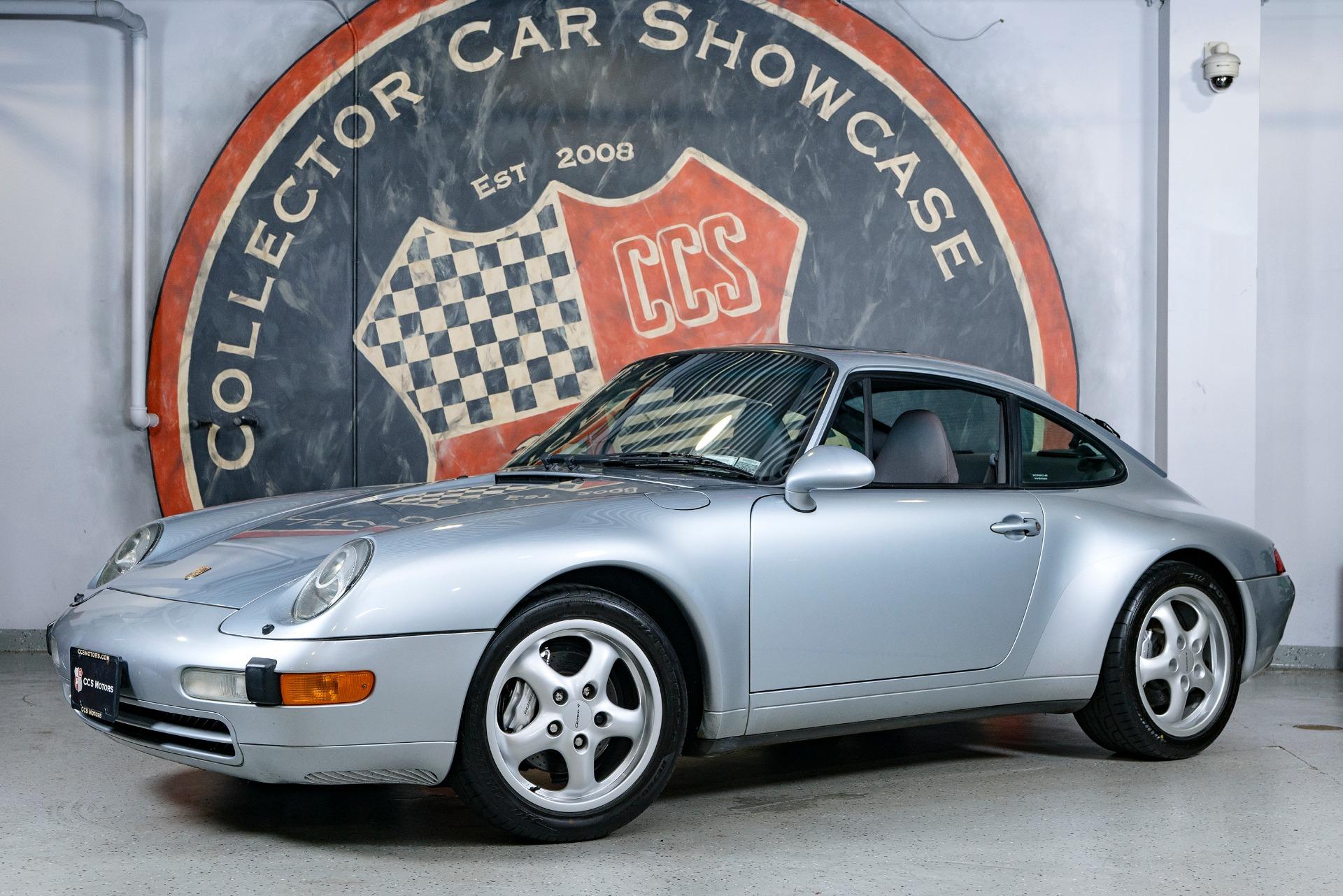 Used 1995 Porsche 911 Carrera 4 | Oyster Bay, NY
