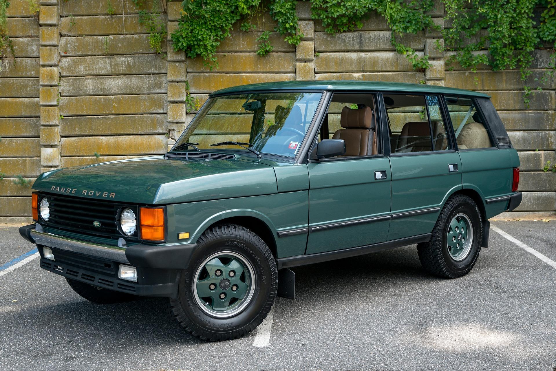 Used 1993 Land Rover Range Rover LWB | Oyster Bay, NY